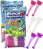 ZURU Bunch O Balloons - 210 Stück - selbstschließende Wasserbomben GIRLS