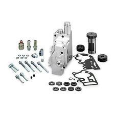 Polished Billet Oil Pump Kit 36-69 Shovelhead Knucklehead Panhead Harley-31-6200