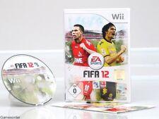 Fifa 12/2012-Dt. Version - ° NINTENDO Wii/Wii U Jeu °