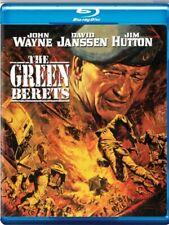 Boinas Verdes [1968] John Wayne David Janseen        [Blu-ray]