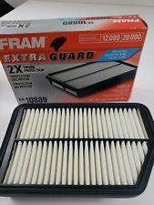 FRAM CA10889 Extra Guard Air Filter fits 2010 - 2017 HYUNDIA'S & KIA'S