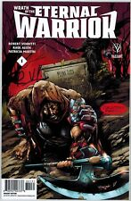 WRATH OF THE ETERNAL WARRIOR #1 COLLECTORS PARADISE EXCLUSIVE SIGNED VARIANT VEI