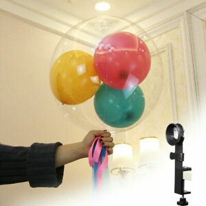 Balloon Expander Wedding Decoration Party Decor Stuffing Tools Inflator US