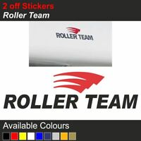 HYMER MOTORHOMELargeSticker-Décalque-Graphicfront rearFree Post bb095