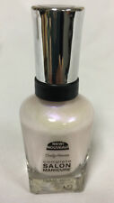 "Sally Hansen Complete Salon Manicure #153 ""Luna Pearl"" .5 FL OZ Nail Polish"