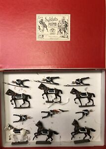 CBG Mignot: Boxed Set - Prussian Hussars. Post War c1970