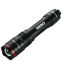 Nebo Redline X Rechargeable 1800 Lumen Flashlight Waterproof LED Light 4X Zoom