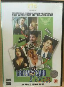 Geed Carte Fever DVD 2003 Bollywood Hindi Comédie Largeur / Depp Katdare Et