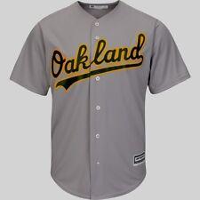 save off 95dcd 8a1ff oakland a's away jersey