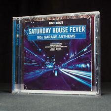 Backbeats - Sábado House Fever - De los 90 Garaje Anthems - música cd álbum