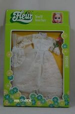 Fleur ( dutch Sindy ) fashion set bride wedding dress no. 385-1220 New - NRFB