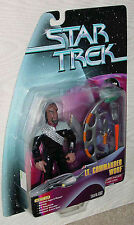 "Star Trek 4.5"" Worf Rare Target Exclusive"