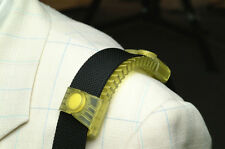 """2"""" WIDTH ERGOPAD NONSLIP SHOULDER STRAP PAD LAPTOP BAG ACCESSORY IN YELLOW"""