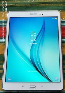 Samsung Galaxy Tab A 9.7 - SM-T550 - 16GB Wi-Fi Used Tablet.