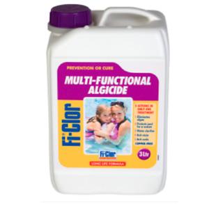Fi-Clor Multifunctional Algicide 3 Litres