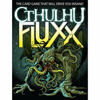 Cthulhu Fluxx by Looney Labs. The ever-changing card game. Brand new