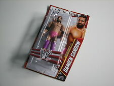 NEW SEALED WWE Wrestling Action Figure Damien Sandow #30 First Time in the line