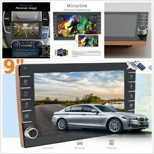 "9"" 2 DIN Car Android Blueteeth Stereo Radio MP5 Player GPS BT / USB Wifi 1G+ 16G"