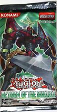 YU-GI-OH TCG Return of the Duelist PACK ENG FIRST EDITION NEW SEALED RARE