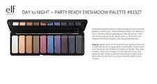 e.l.f. DAY to NIGHT ~ PARTY READY Eyeshadow Palette #83327 BNIB