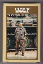 WOLF HORNET MODELS WAW 41 - GERMAN SS TANKMAN LATE WW2 - 1/35 RESIN KIT