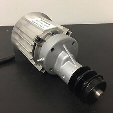 Trojan Replacement Motor & Gear Case Assembly for Sewer Cleaning Machines