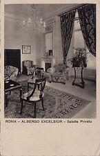 # ROMA: ALBERGO EXCELSIOR - SALONE PRIVATO