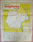 SAIGON - MILITARY MAP - December 1970 - TAN SON NHUT - Gia Dinh - Vietnam War