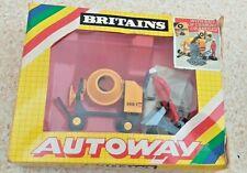 RARE VINTAGE BRITAINS AUTOWAY CEMENT MIXER Ref 9843 WITH BOX