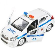 Diecast Metal Model Car KIA Ceed Russian Police Toy Die-cast Cars