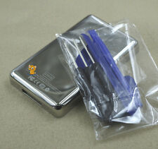 256GB Thick Chrome Back Case Housing Cover for iPod 6th 7th Classic SSD Update
