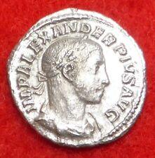 Severus Alexander Denarius