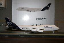 GeminiJets G2DLH792 1 200 Lufthansa Boeing 747-400 Aeroplane Model