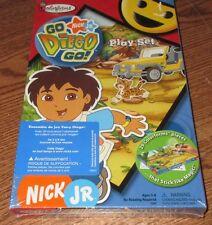 Colorforms Go Diego Go! Playset Nick Jr New Sealed Toy 2006 Viacom Play Set