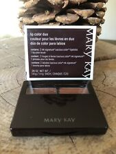 Mary Kay® LIP COLOR DUO Bronze/Amber Bronze (012749) ,New In Box. Free Shipping!