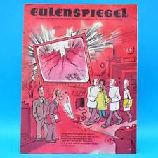 Eulenspiegel 38/1986 | DDR-Wochenzeitung für Satire und Humor | Geburtstag A