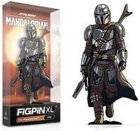 FIGPIN - Star Wars THE MANDALORIAN XL X60 - 6 INCH Enamel Pin