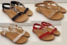 T-Strap Women's Synthetic 7 US Shoe