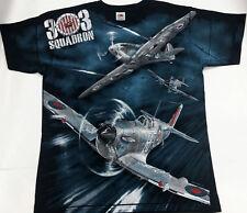 t-shirt Dywizjon Squadron 303 - SPITFIRE -size XXL koszulka //WW2 WWII