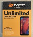 Boost Mobile Lg Tribute Royal Gray Prepaid Phone