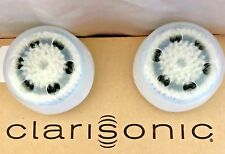 Clarisonic  Delicate Replacement Brush  2  Brushes ~Authentic~ FREE SHIP