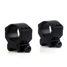 Heavy Duty Low Profile 30mm Ring 20mm Picatinny Rail Mount for Rifle Scope