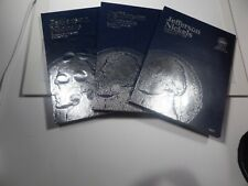 Whitman Folders Jefferson Nickels 1, 2 and 3 1938 - Present Set of (3) albums