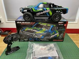 traxxas slash 4x4 ultimate RTR Used Once Absolute BARGAIN