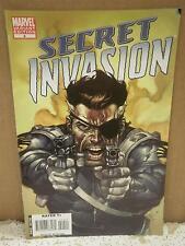 Vintage Comic- Secret Invasion #4 Sept. 2008 -E11