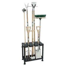 Tidy Garden Tools Rack Shelf Storage Stand Holder Floor Standing Organiser