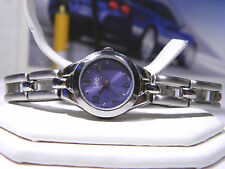 Brand New High Quality Metal Water Resistant Womens Lee Jeans Logo Watch LE037