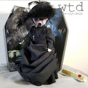 LDD living dead dolls SERIES 29 * THE GIRL IN BLACK *