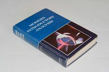 mathématiques modern introductory analysis dolciani houghton mifflin compagny