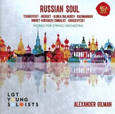 RUSSIAN SOUL-WORKS FOR STRING ORCHESTRA - LGT YOUNG SOLOISTS/+    CD NEU
